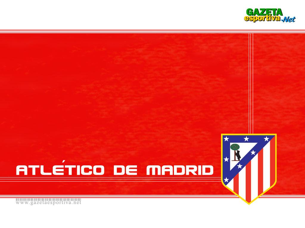 Atletico de Madrid Fondos de pantalla de Club Atltico de Madrid 1024x768
