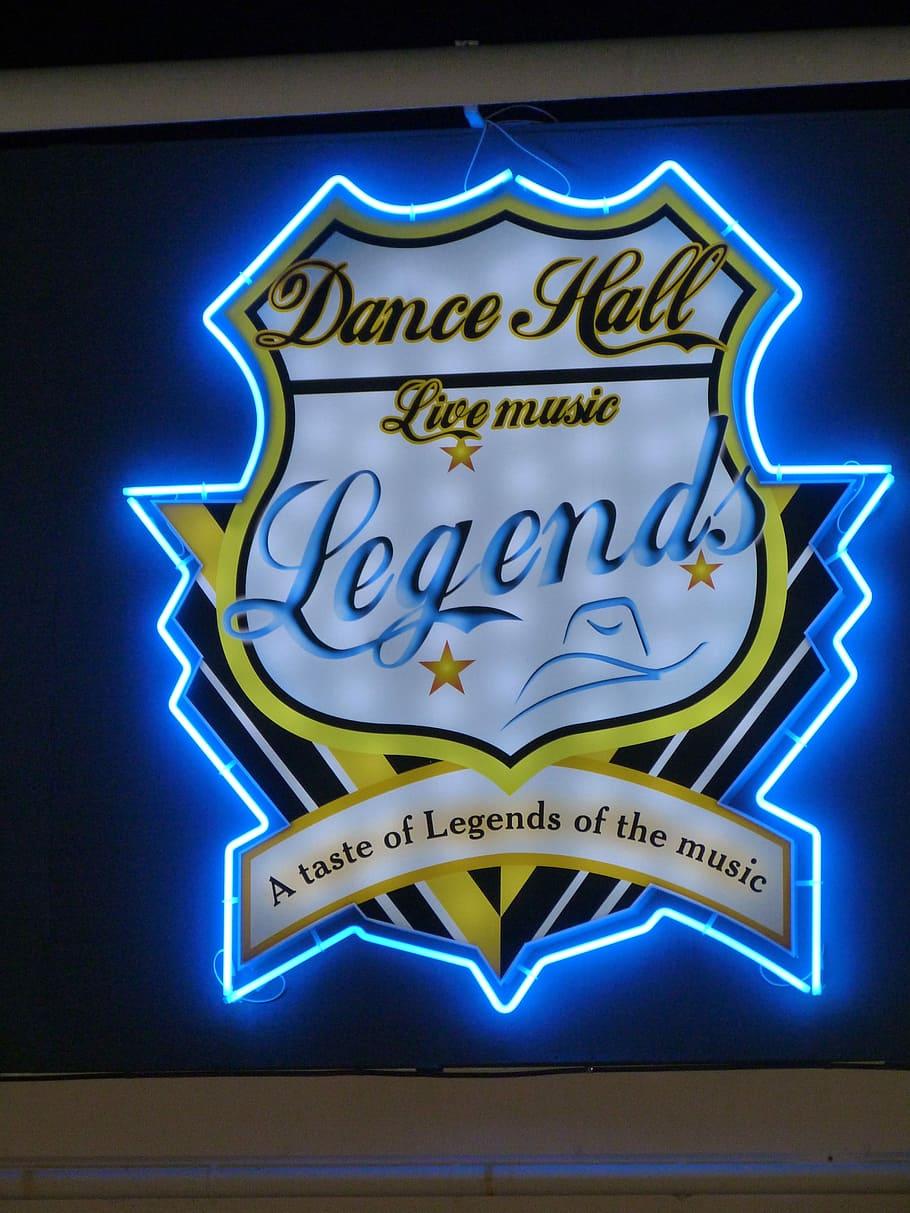 HD wallpaper Neon Sign Dance Hall Spain honky tonk catalan 910x1213