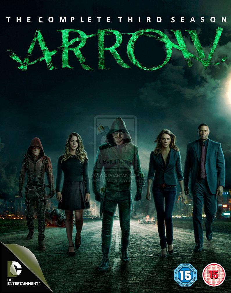 Arrow season 3 release date in Melbourne