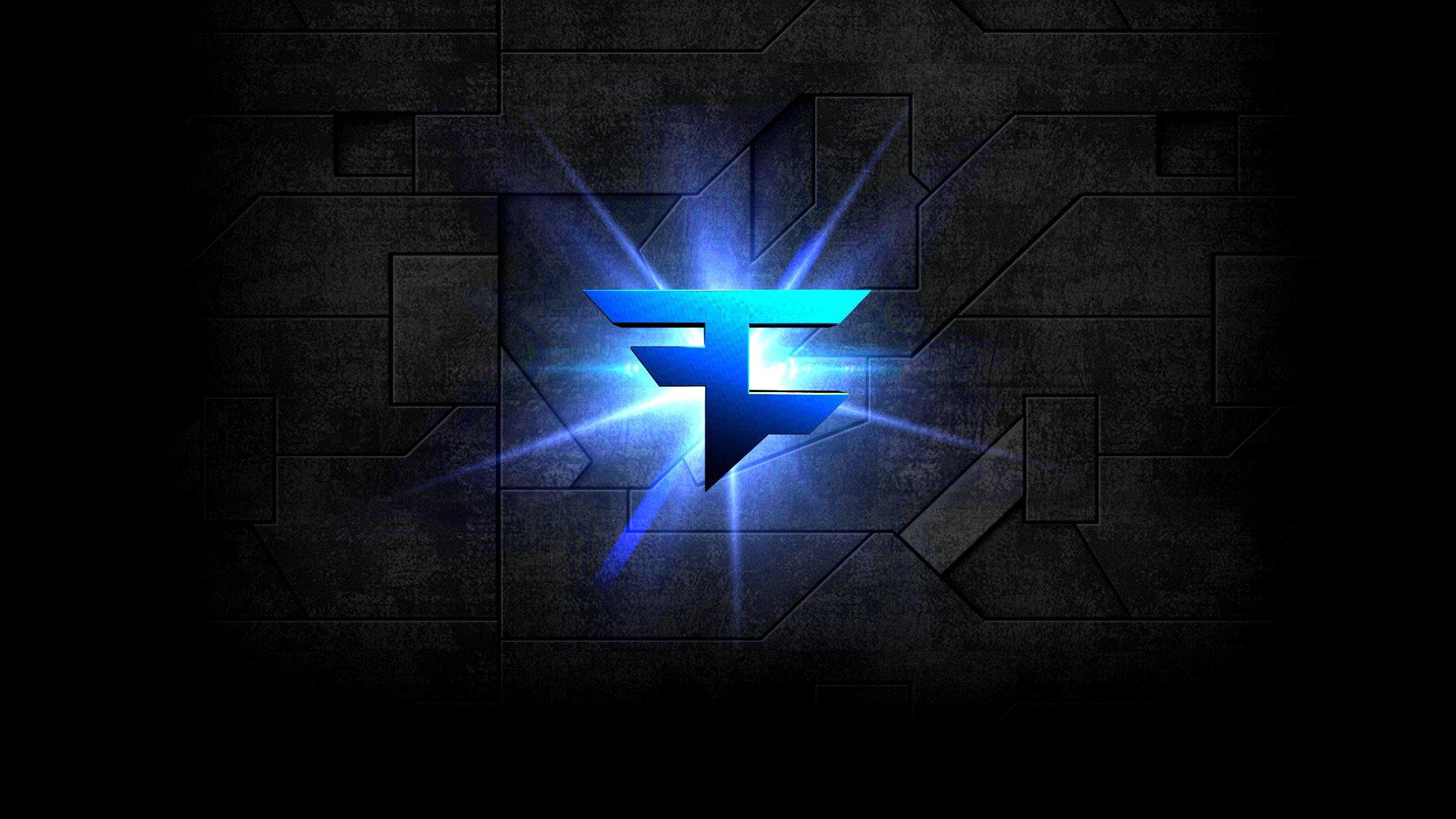 Faze Clan Logo Blue Good Galleries 1920x1080
