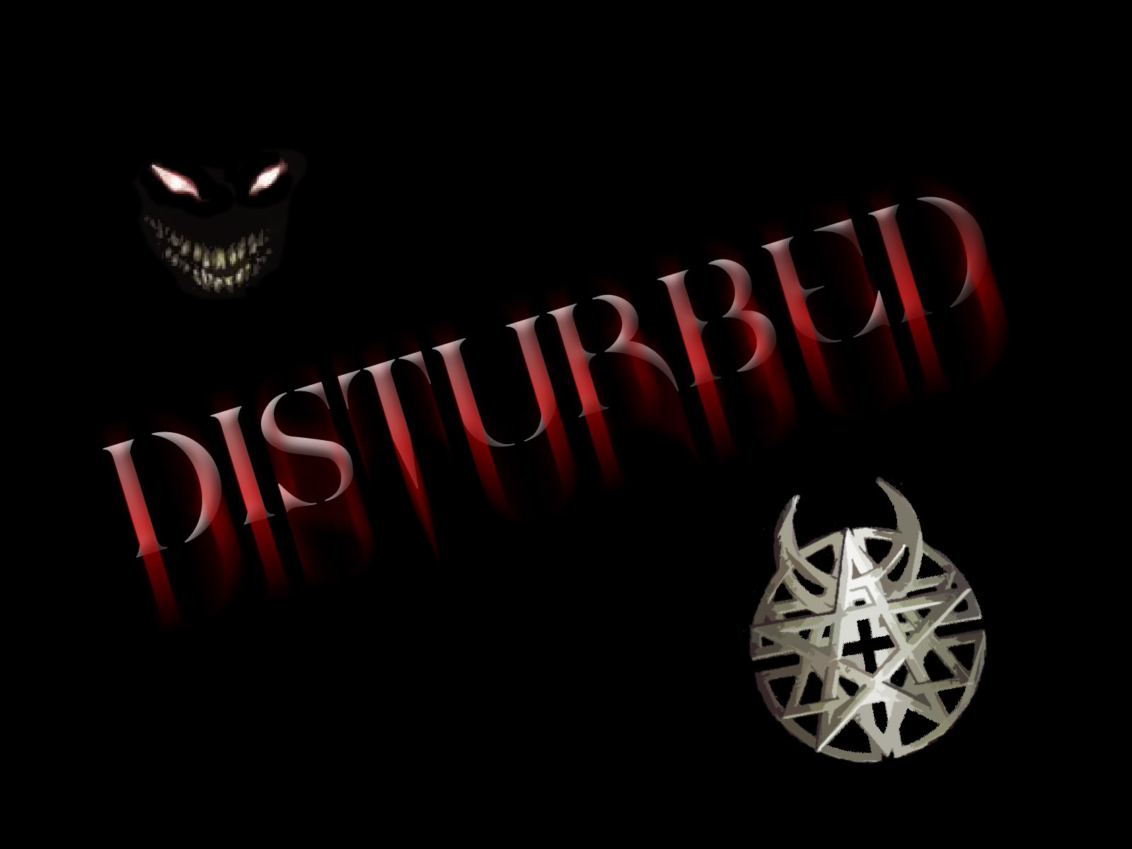 Disturbed 10k FistsBelieve Wallpaper photo Disturbedwallpaperjpg 1600x1200