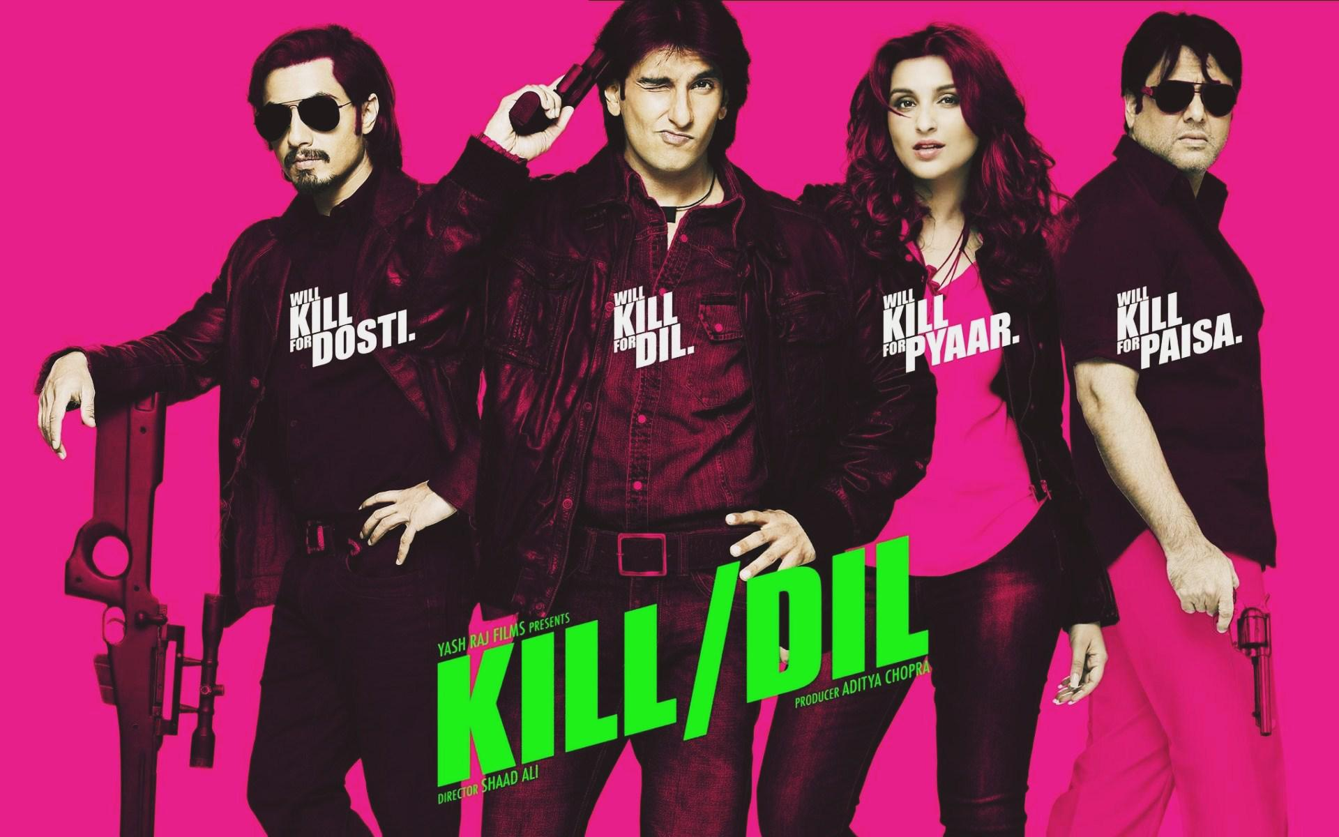 Kill Dil Movie Wallpapers HD Wallpapers 1920x1200