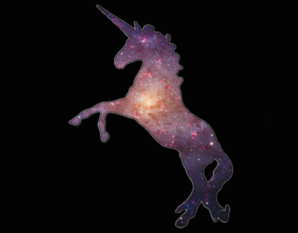 Unicorn galaxy background Unicrnis Pinterest 1024x800