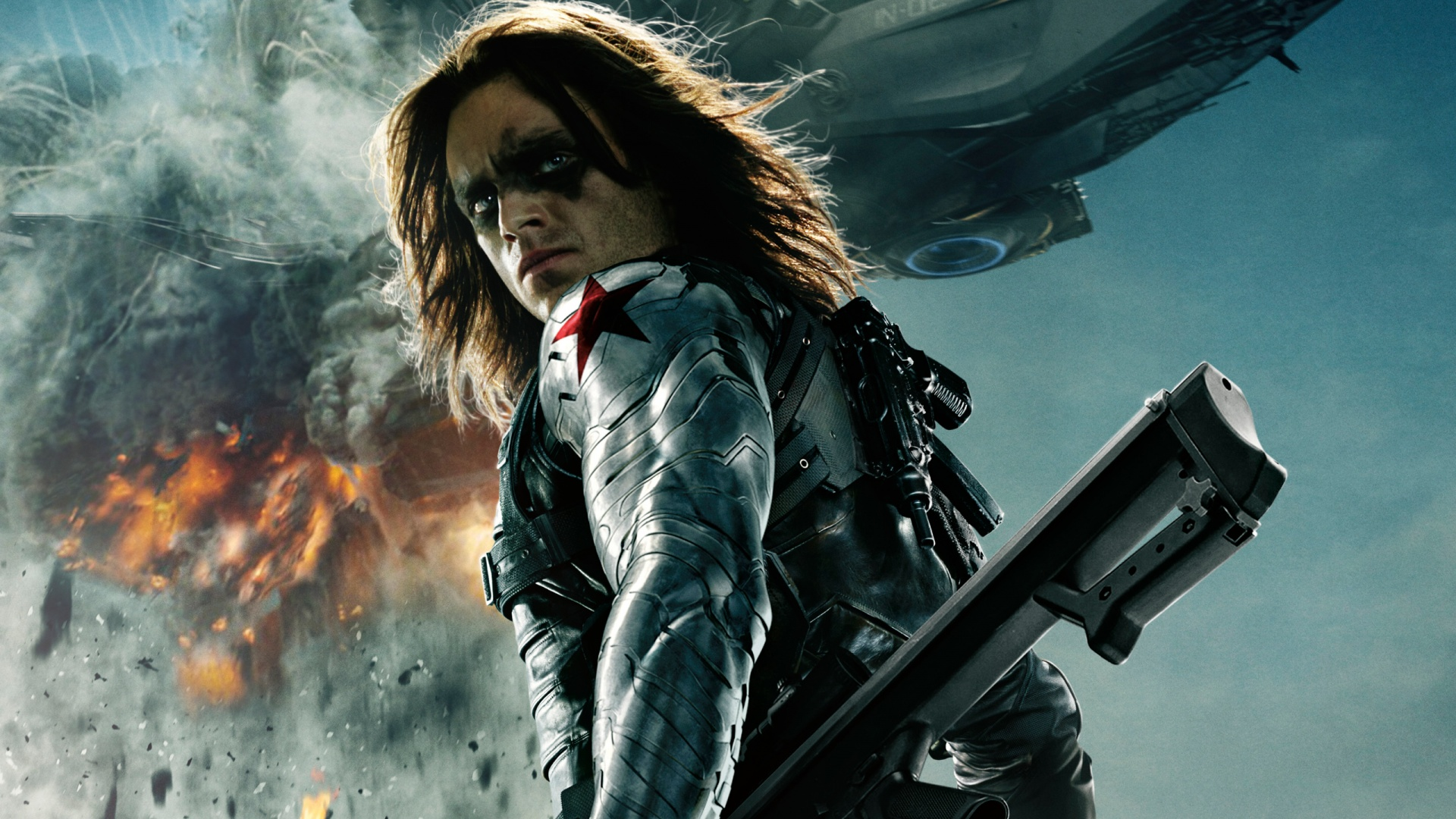 The Winter Soldier Wallpapers HD Wallpapers 1920x1080