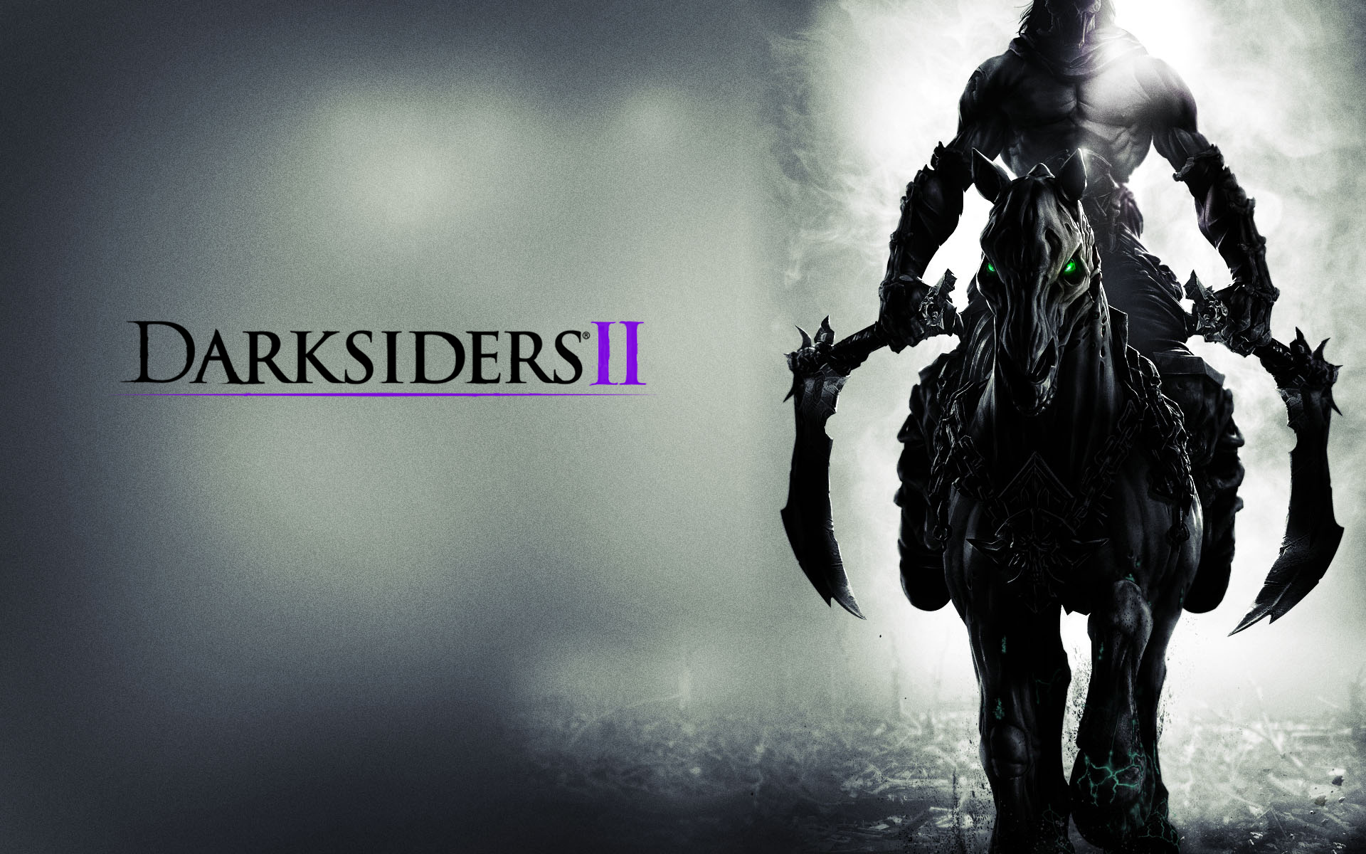 Darksiders 2 Death wallpaper 1920x1200