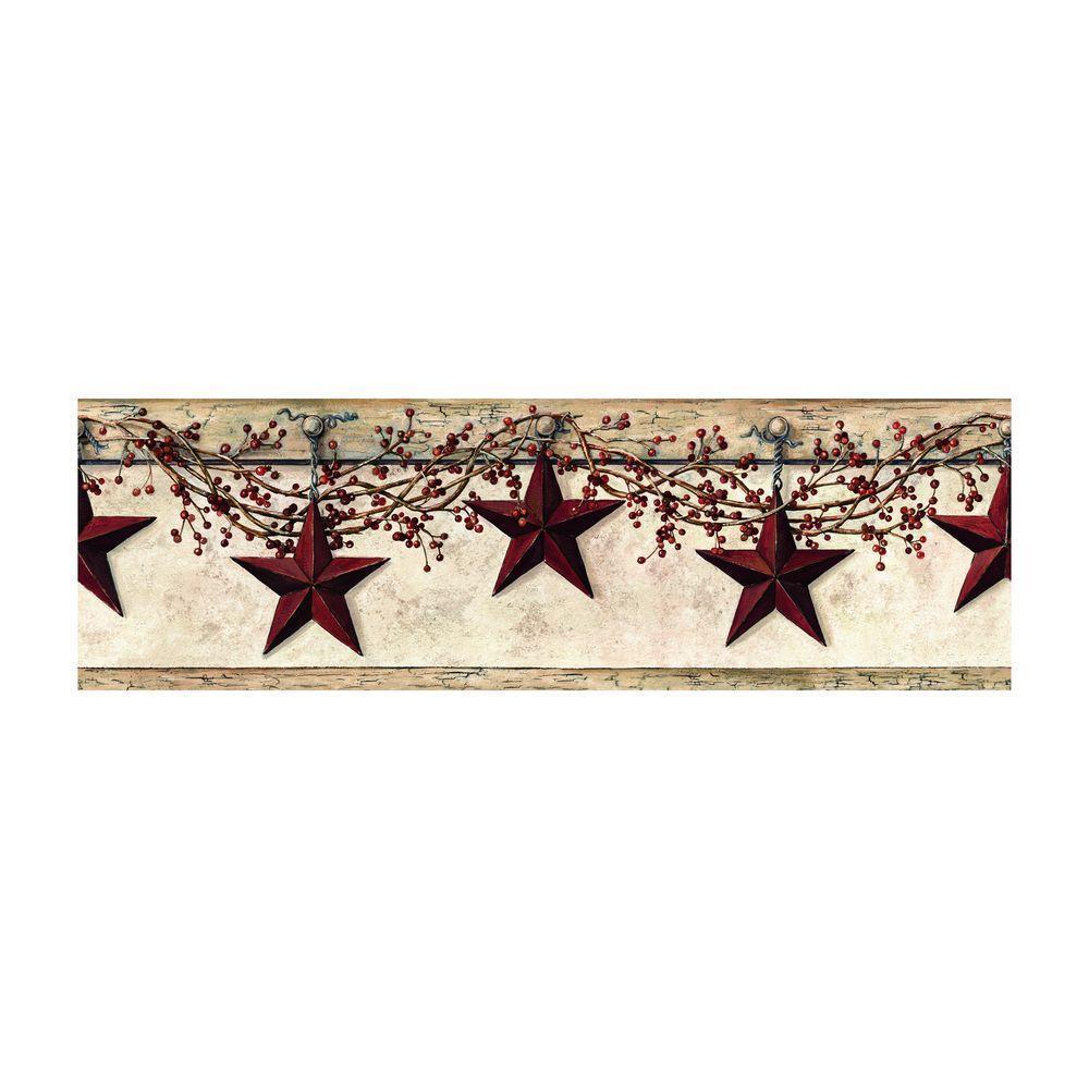 Country Stars Wallpaper Border by York eBay 1000x1000