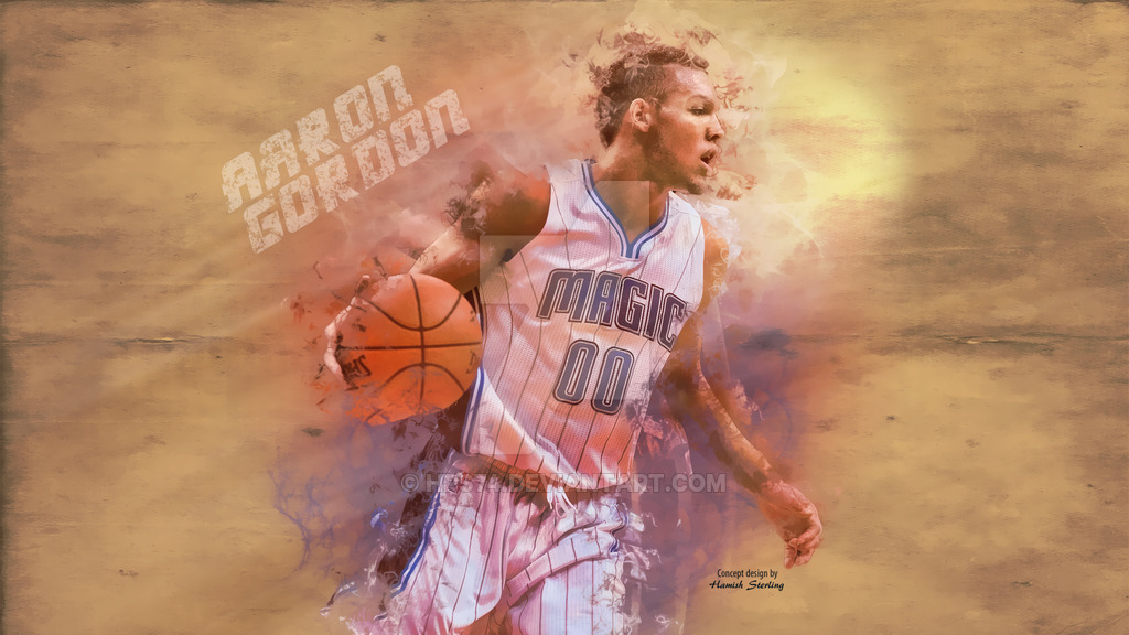 Aaron Gordon wallpaper by HPS74 1024x576