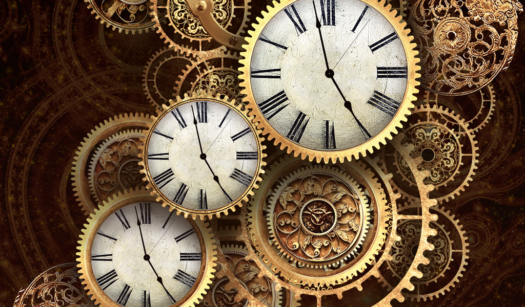 Gold Clock Live Wallpaper HD Android Apps auf Google Play