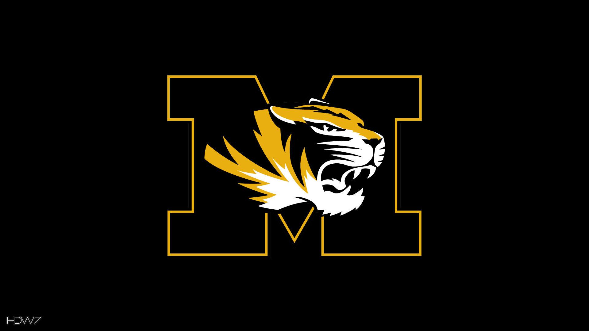 Logo Mizzou Missouri Tigers 1920x1080