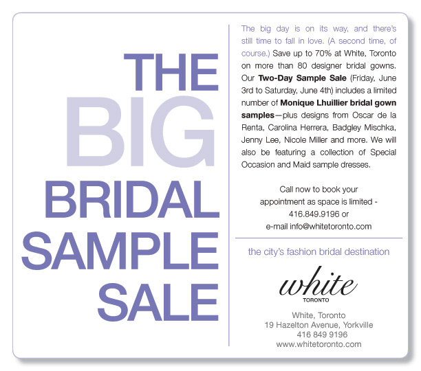 Watch online   wedding dress sample sales toronto 2011 612x540