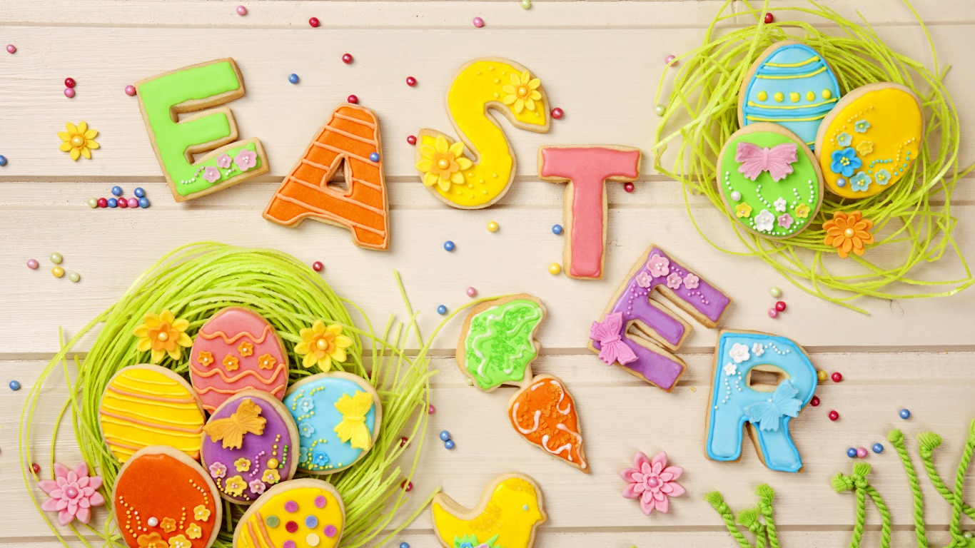 Free Download Easter Wallpapers Hd Download Colletion 60 1366x768