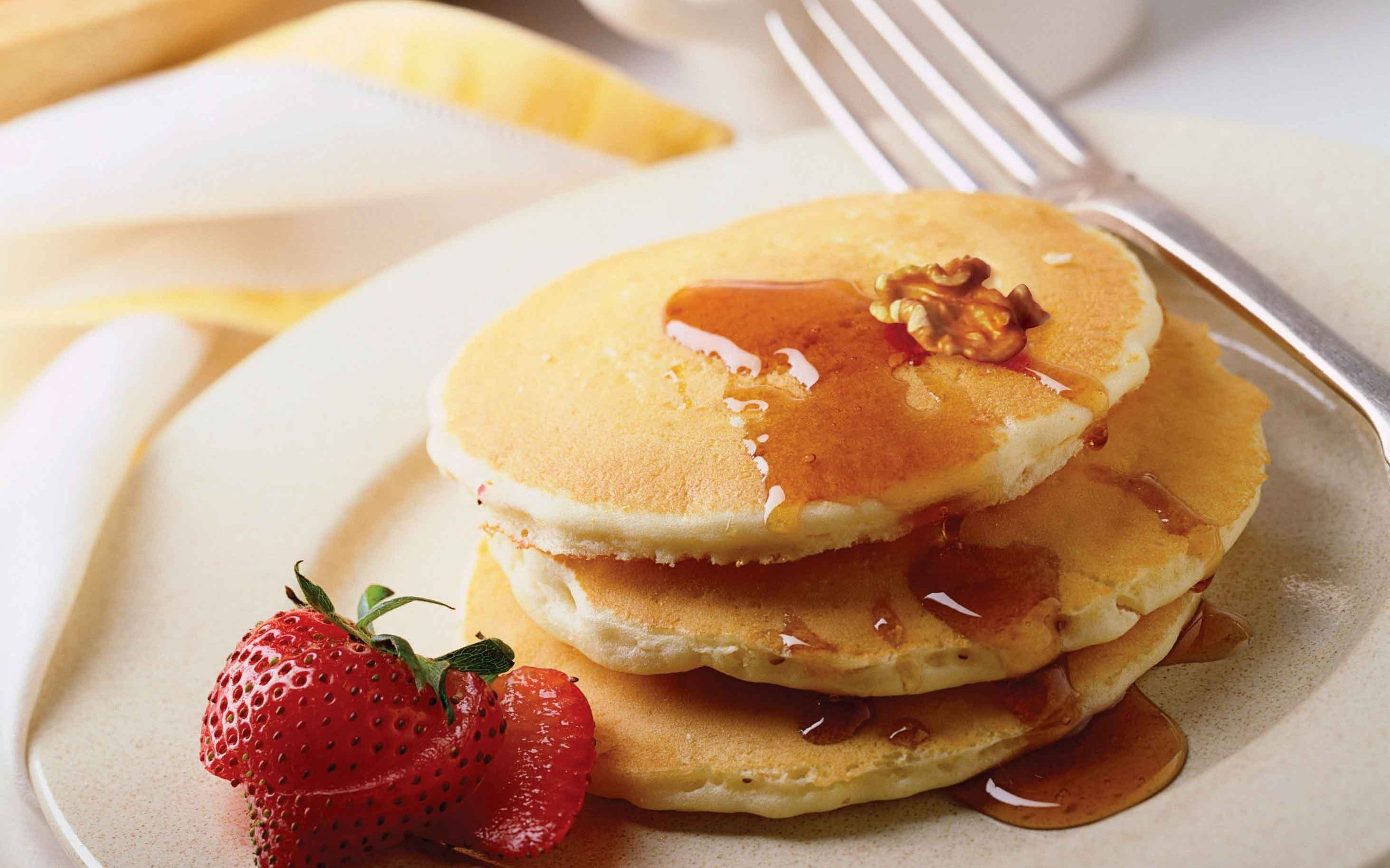 Pancakes Background 40424 2560x1600px 2560x1600