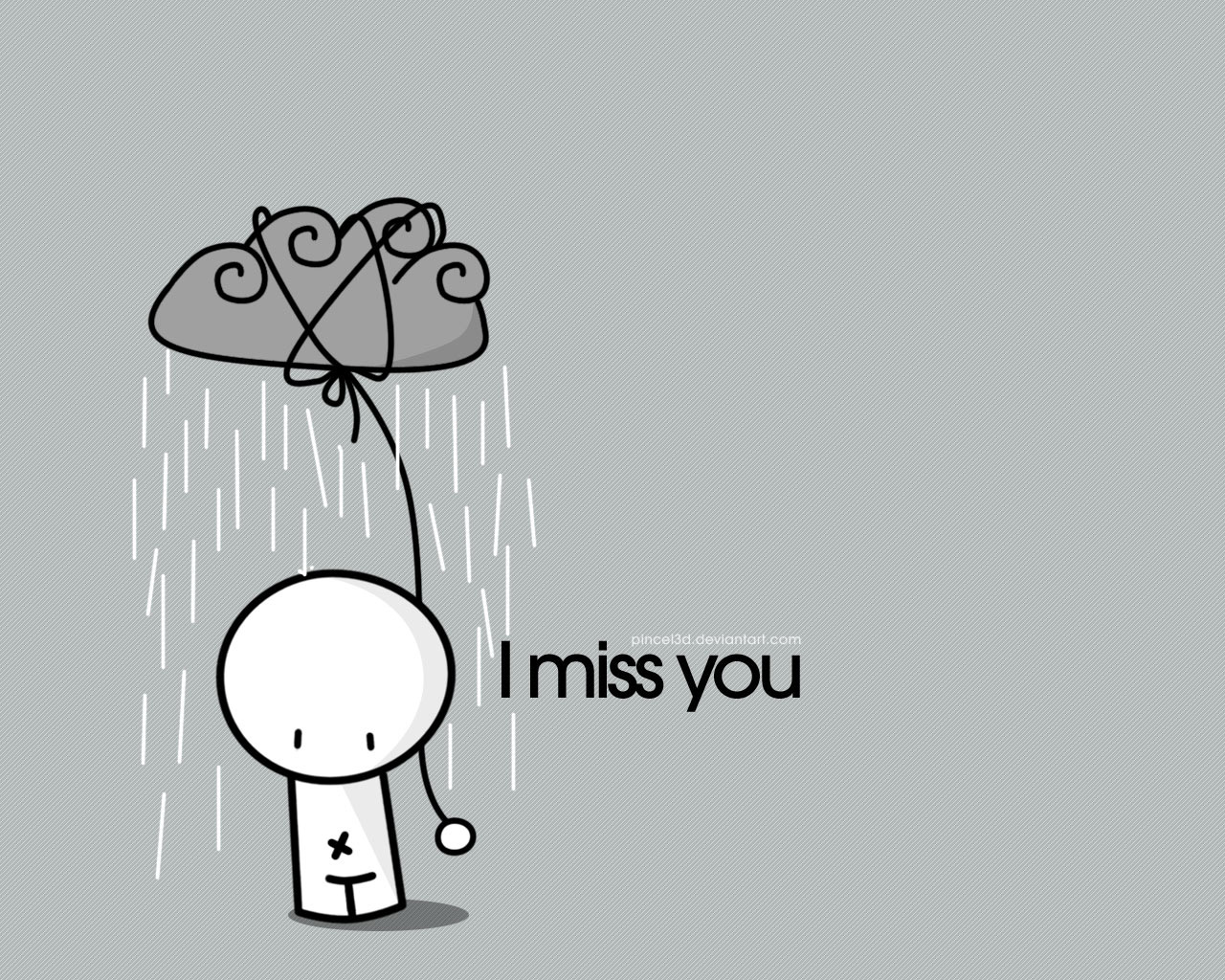 Miss You Wallpaper For Desktop Desktop wallpa 1280x1024