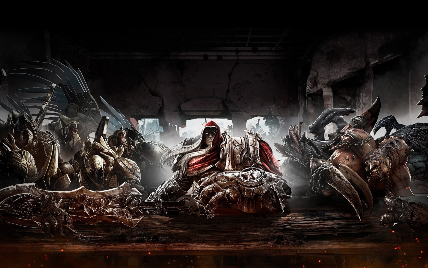 Games Wallpapers DARKSIDERS HD WALLPAPERS 3 0372 9001 1920x1200 1440x900