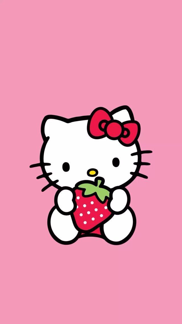 Hello Kitty Wallpapers Wallpaper Hello kitty Hello kitty 638x1136