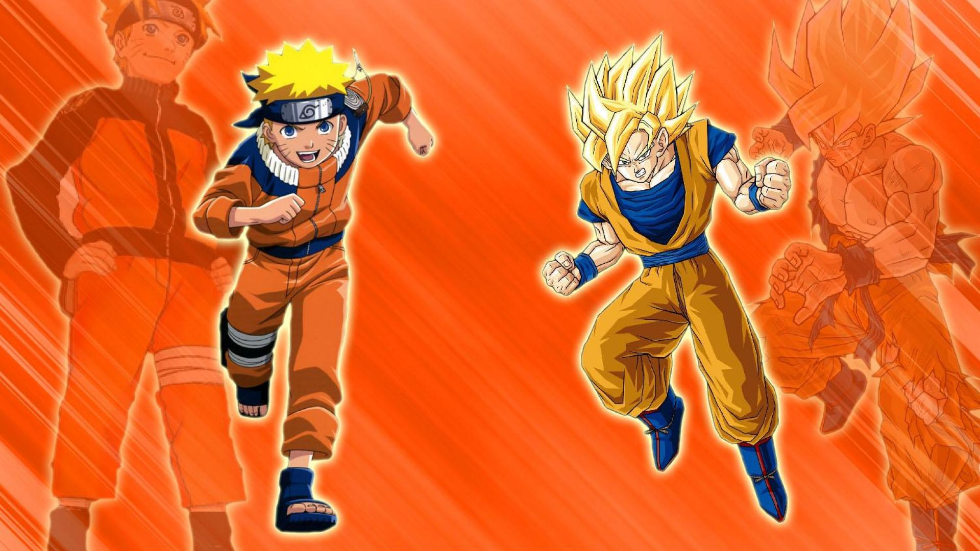 GOKU AND NARUTO WALLPAPER   68266   HD Wallpapers   [WallpapersInHQ 1920x1080