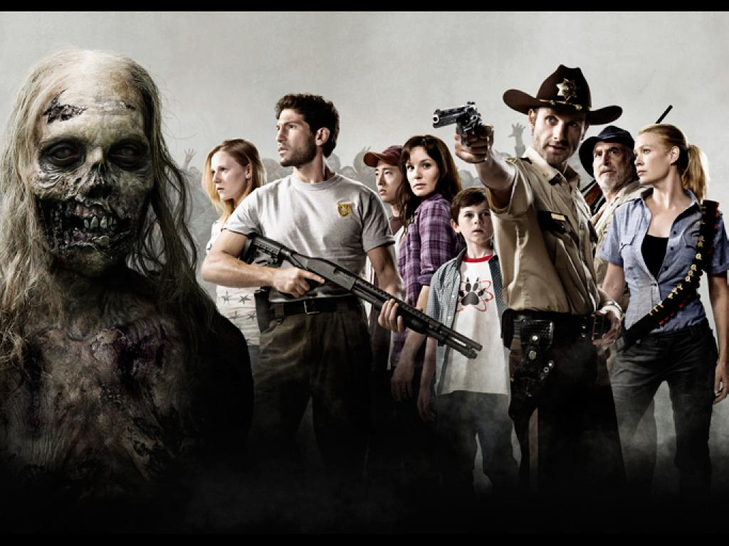 Download full size The Walking Dead Wallpaper Num 24 1024 x 1024x768