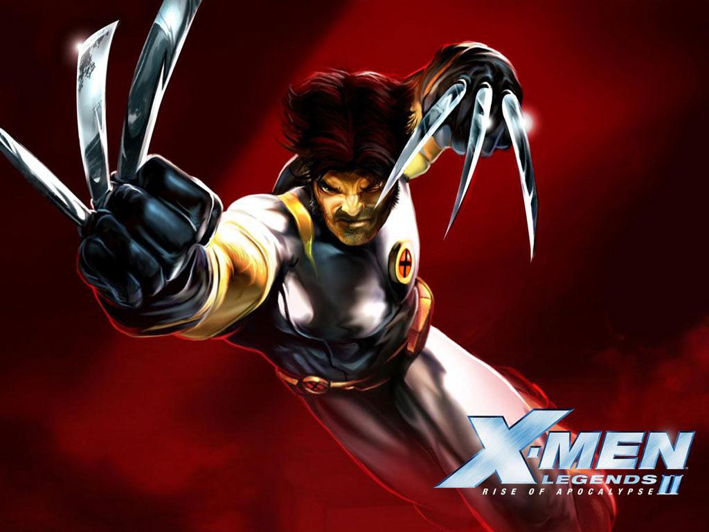 Papel de Parede Wolverine   X Men Wallpaper para Download no Celular 1024x768