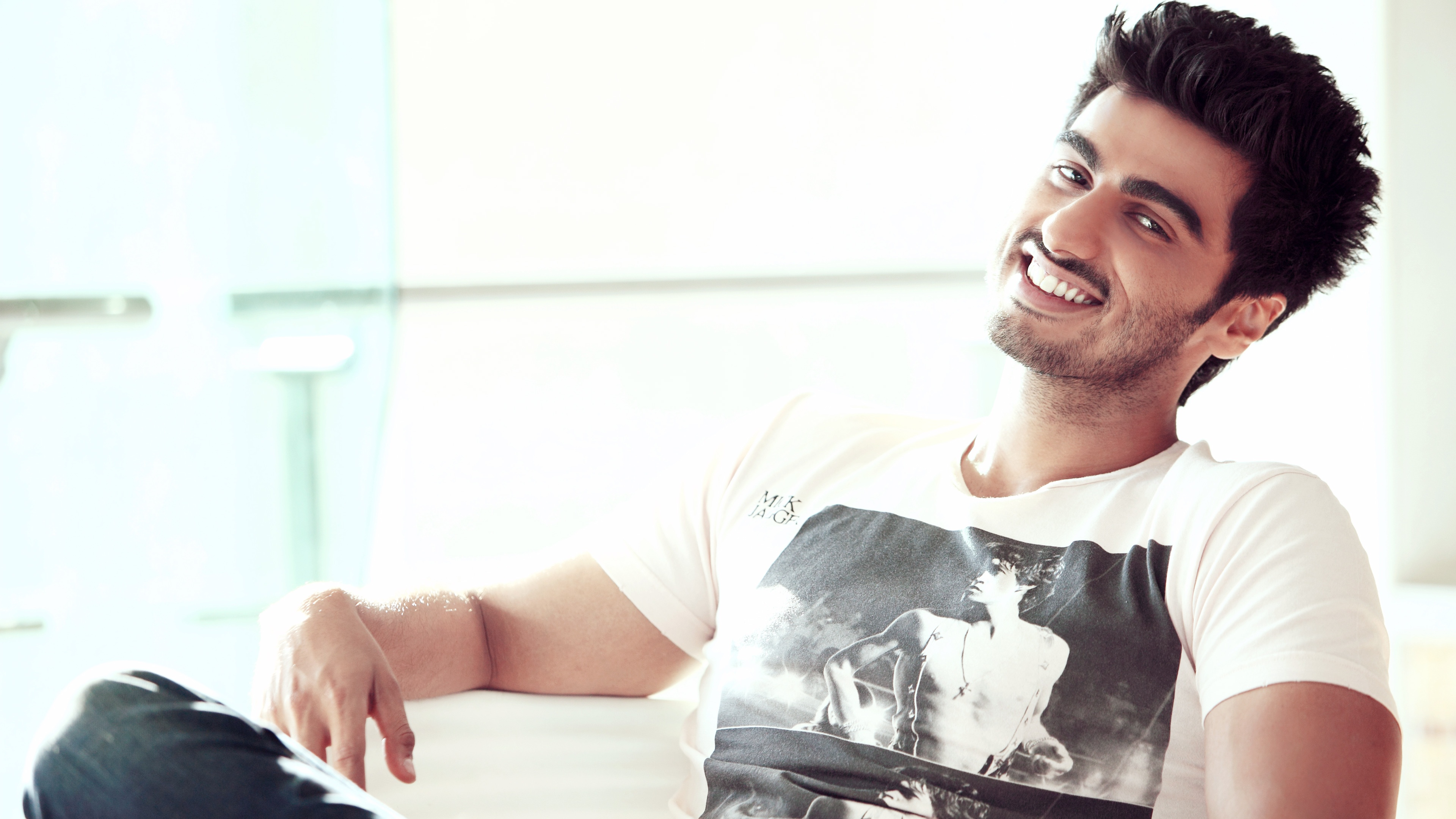 Indian Actor Arjun Kapoor Wallpapers in jpg format for download 3840x2160