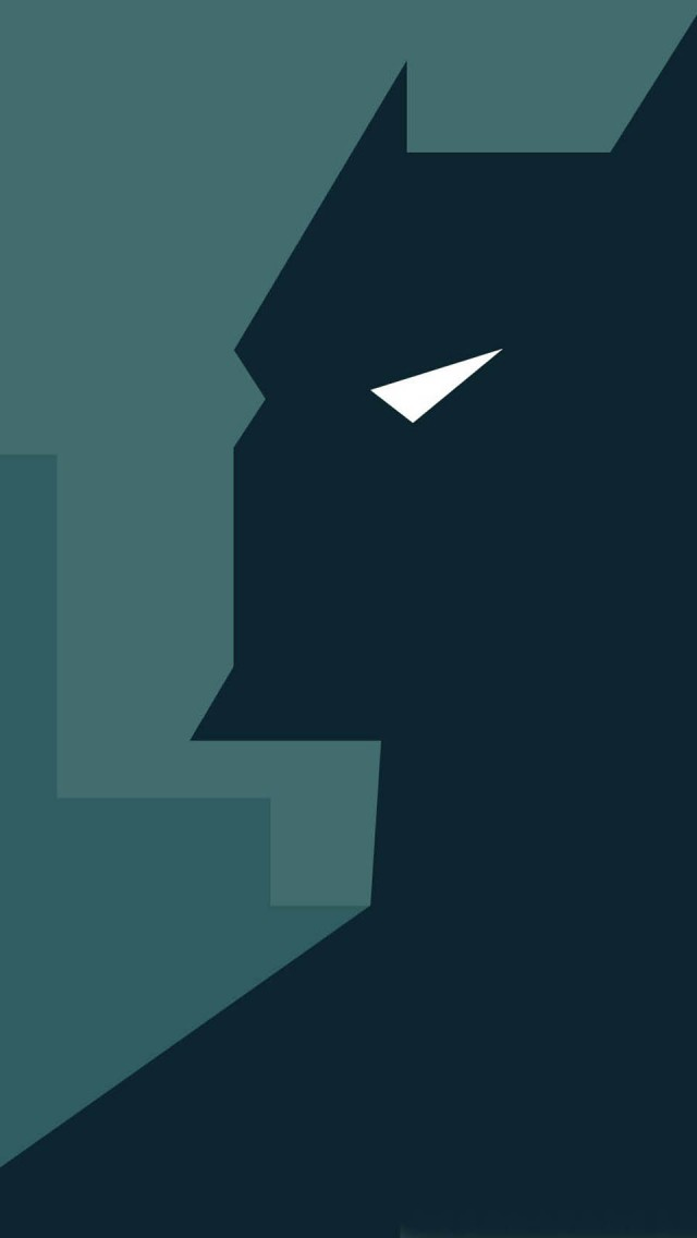Batman Cartoon   The iPhone Wallpapers 640x1136