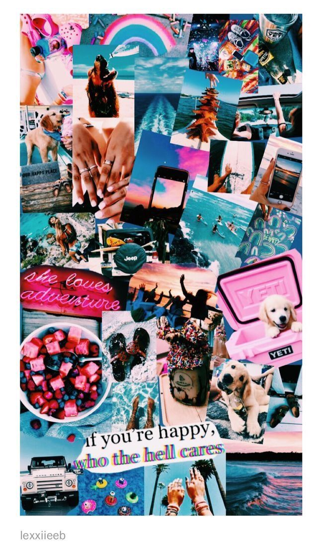 Pin by inara on collages Cute wallpapers Collage background 640x1122