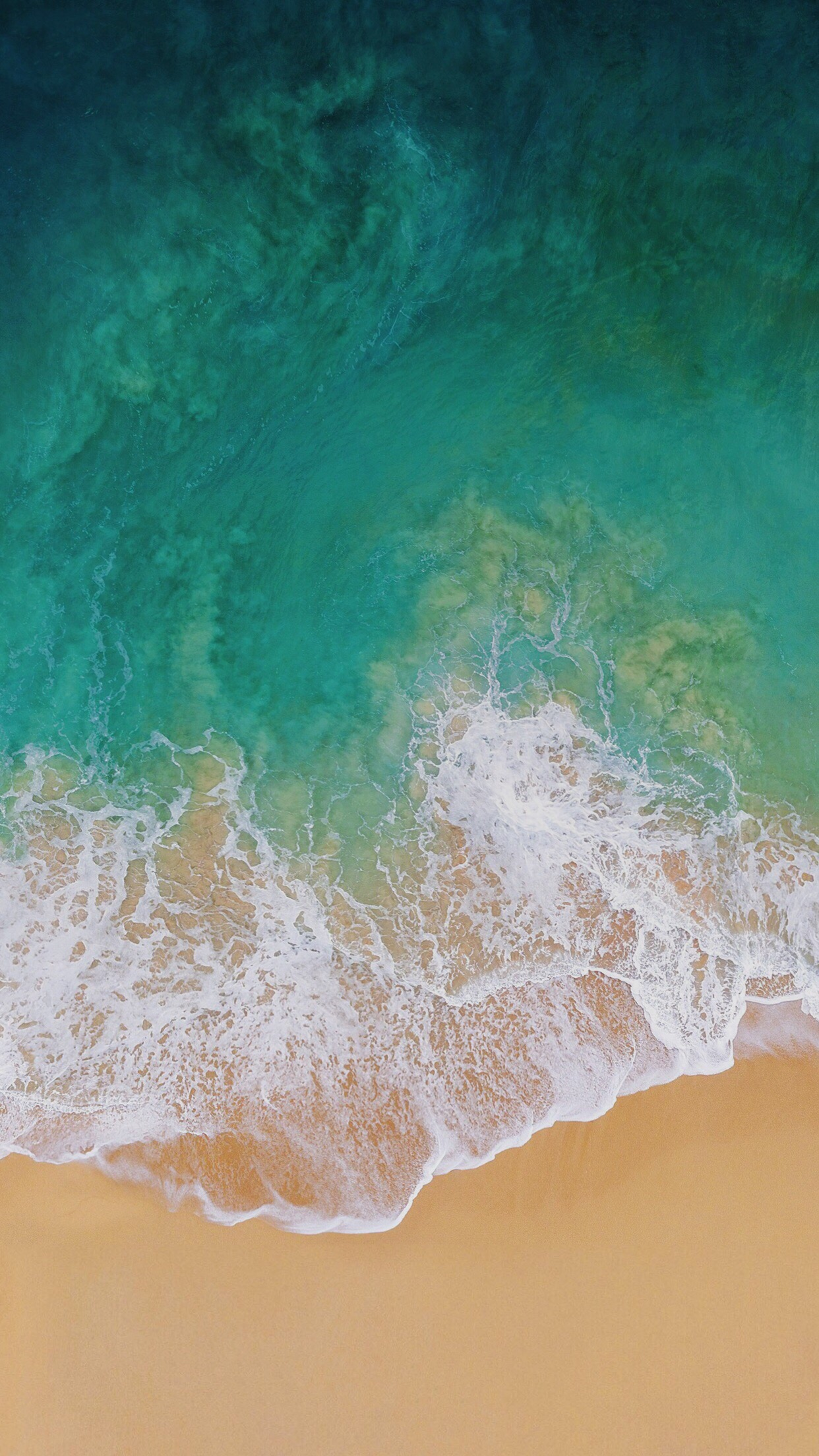 Download the iOS 11 wallpaper here in high resolution 1242x2208
