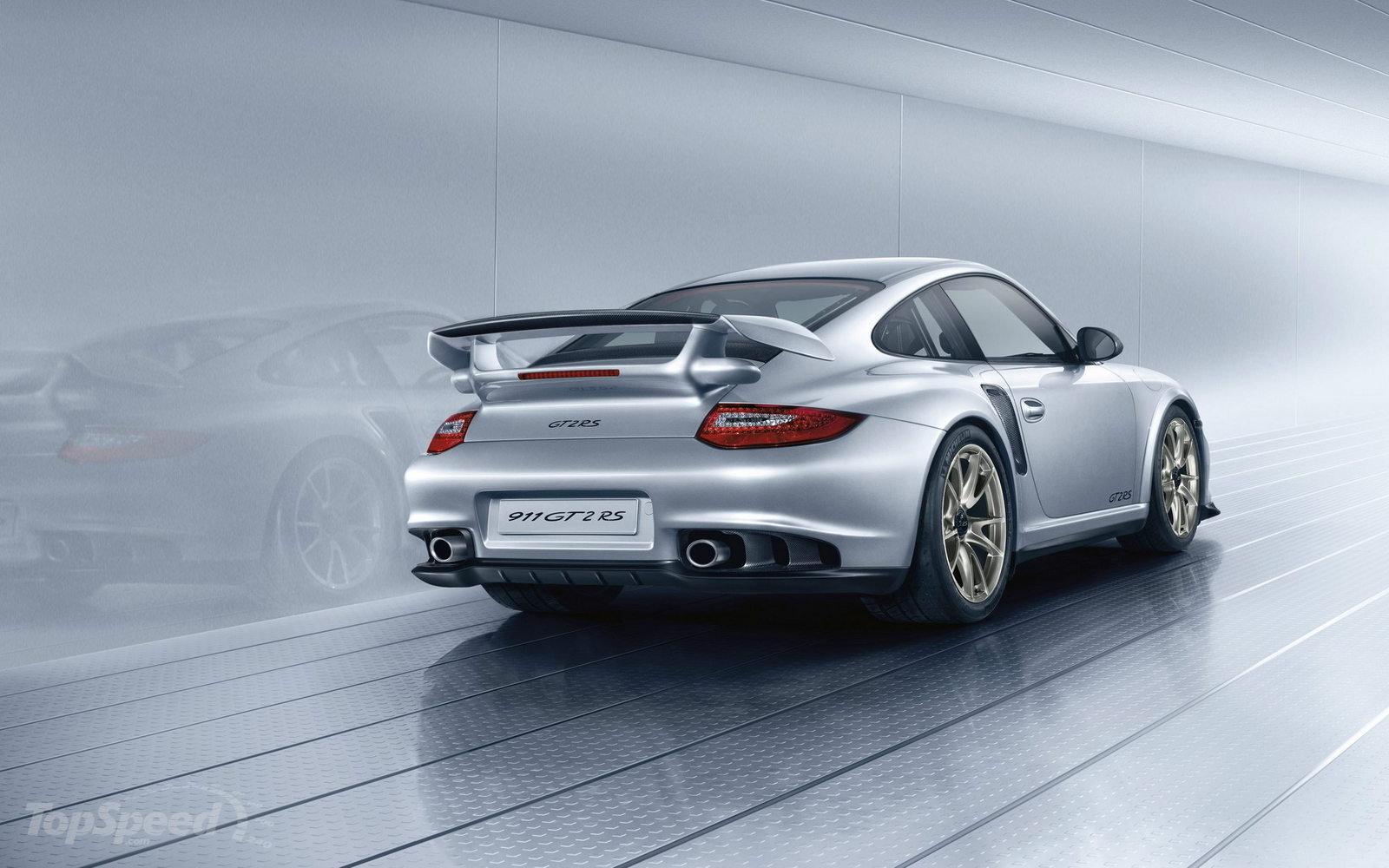 2011 Porsche 911 GT2 RS wallpapers 1600x1000