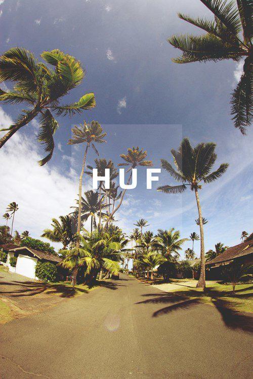 huf palm via Tumblr We Heart It 500x747