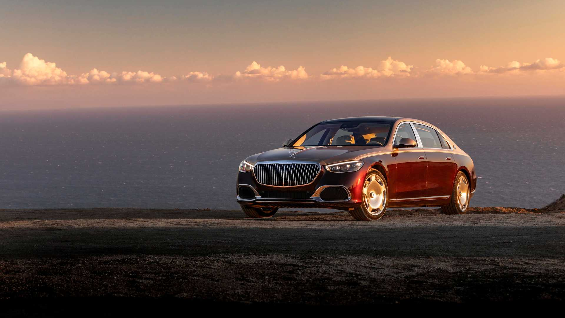 2021 Mercedes Maybach S Class Costs 68600 More Than Benz Model 1920x1080