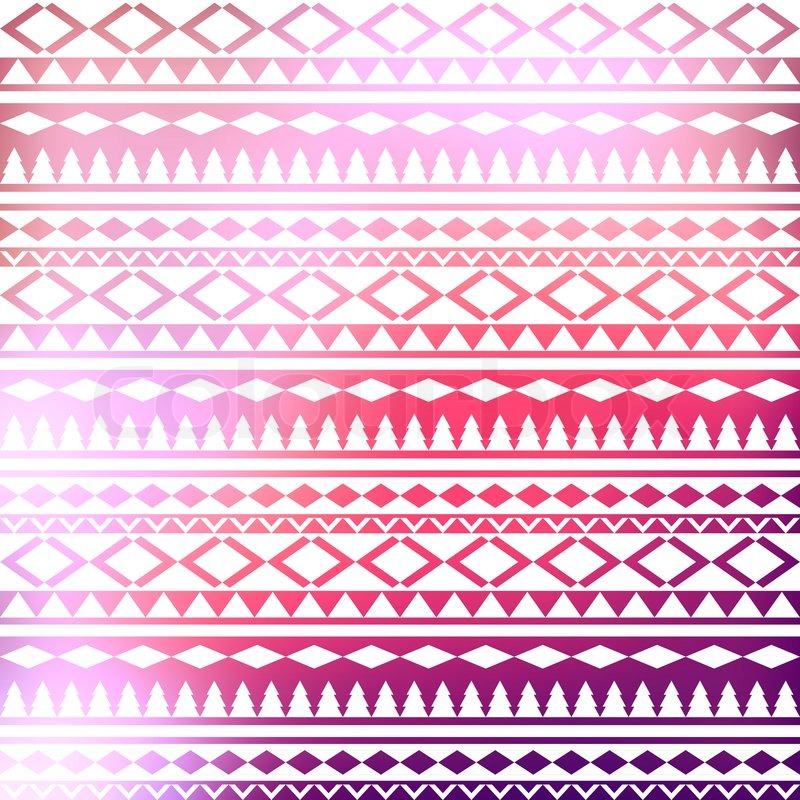 Colorful Geometric Tribal Nails Wallpaper Pictures 800x800