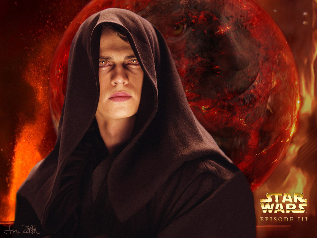 Anakin Skywalker   Anakin Skywalker Wallpaper 16887909 1024x768