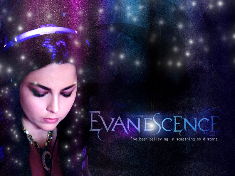 evanescence   Evanescence Wallpaper 29622628 800x600