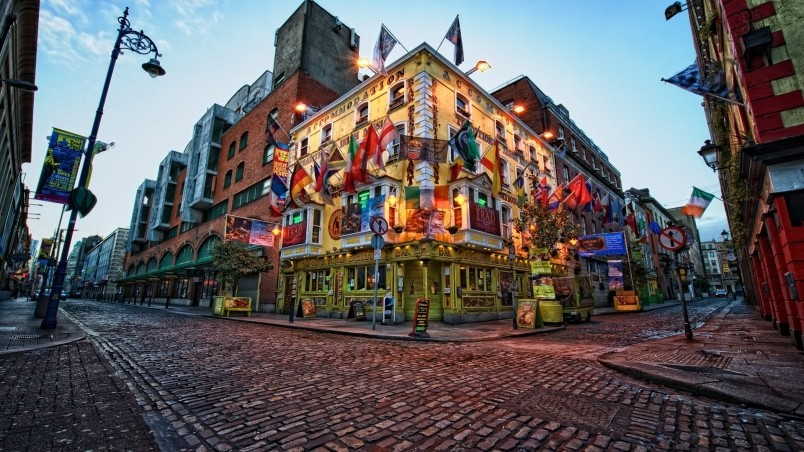 Dublin Ireland wallpaper 804x452