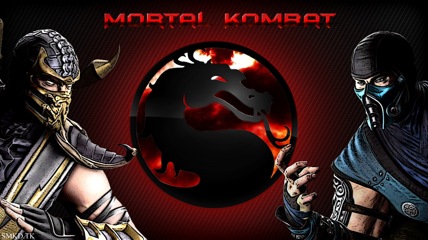 Mortal Kombat Inferno Scorpion Unmasked Challenge Pictures   Ecro 1366x768