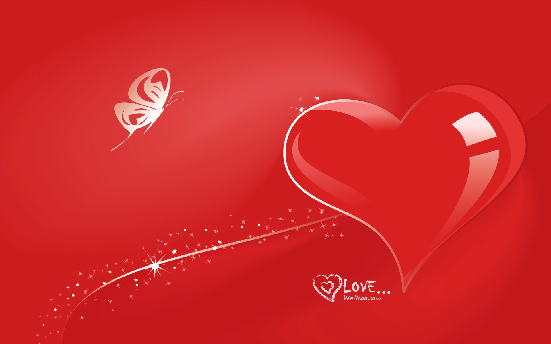 Valentine Hearts   Valentines Day Design   Valentines 1920x1200