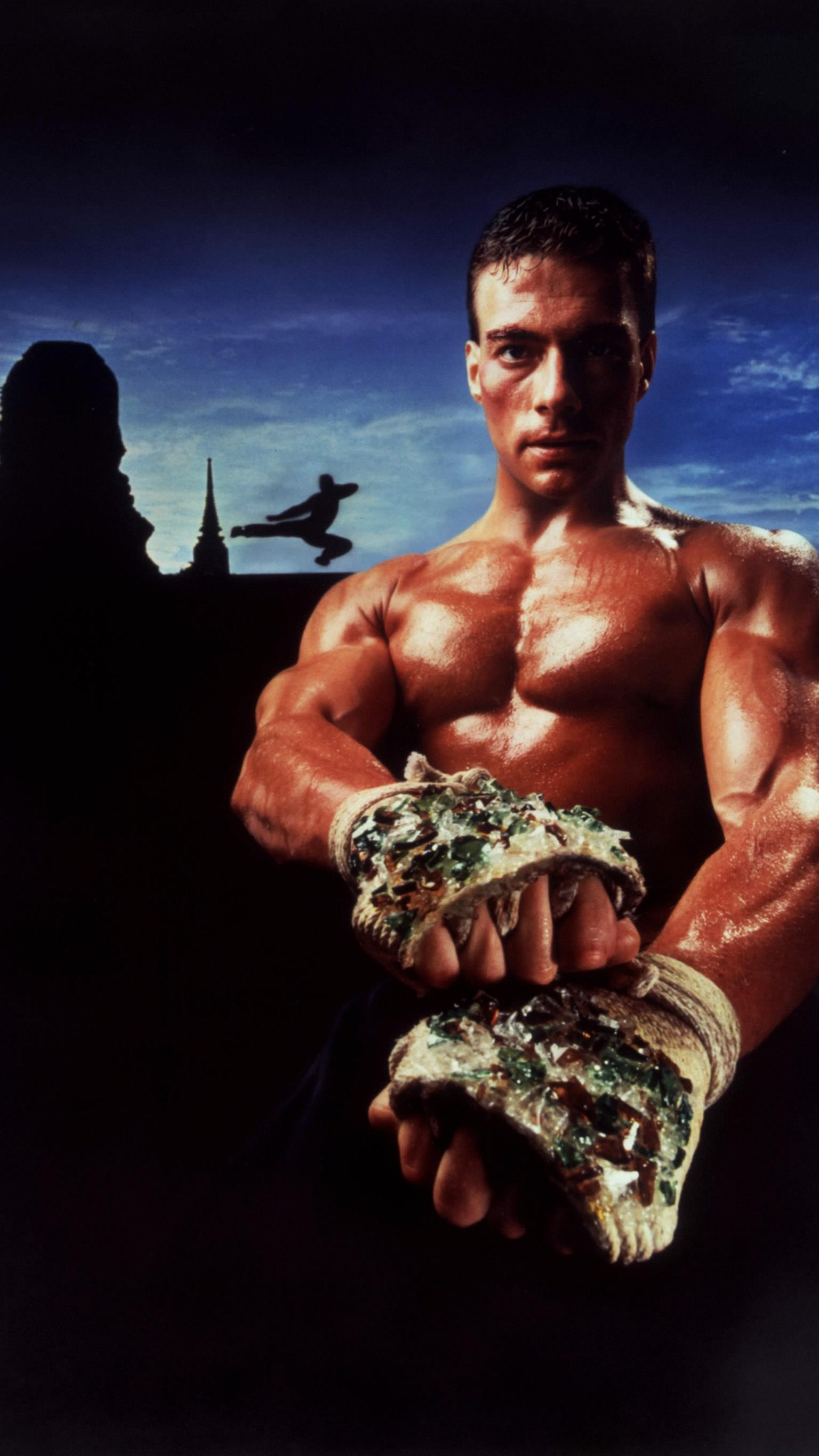 Kickboxer 1989 Phone Wallpaper Moviemania 1536x2732