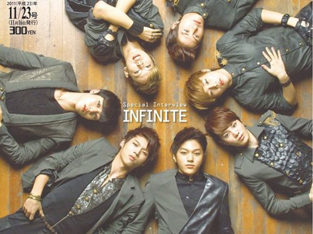 in artist wallpaper infinite wallpaper korean celebrities wallpaper 1000x746