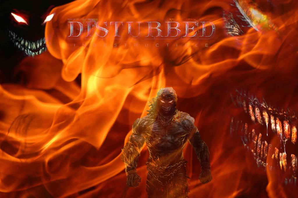Big Disturbed Wallpaper Photo by bighood24 Photobucket 1024x683