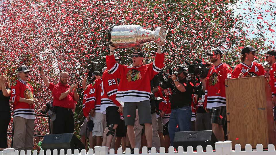 Chicago Blackhawks Stanley Cup victory parade   06282013   Chicago 960x540