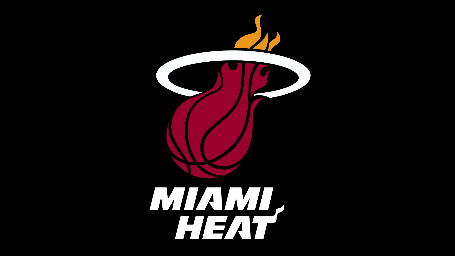 Daisyamongdaisies Miami Heat Logo Art Wallpaper Images 1920x1080