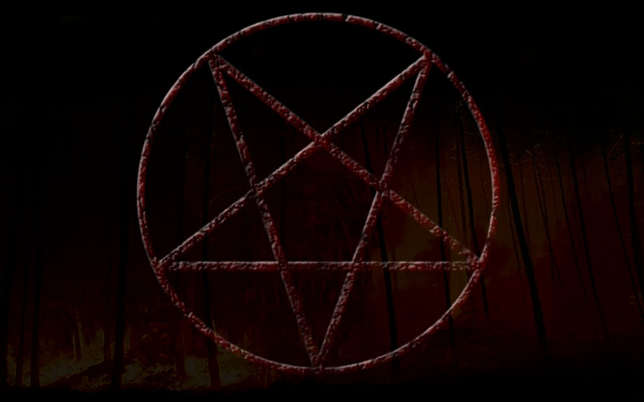 Pentagram Wallpaper by FreddyLiekArt 1280x800