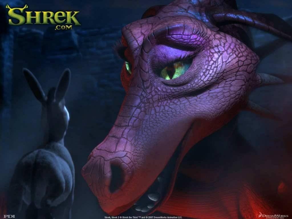 Animated Movies Shrek The Third Dragon Picture Wallpaper Arthur 1024x768