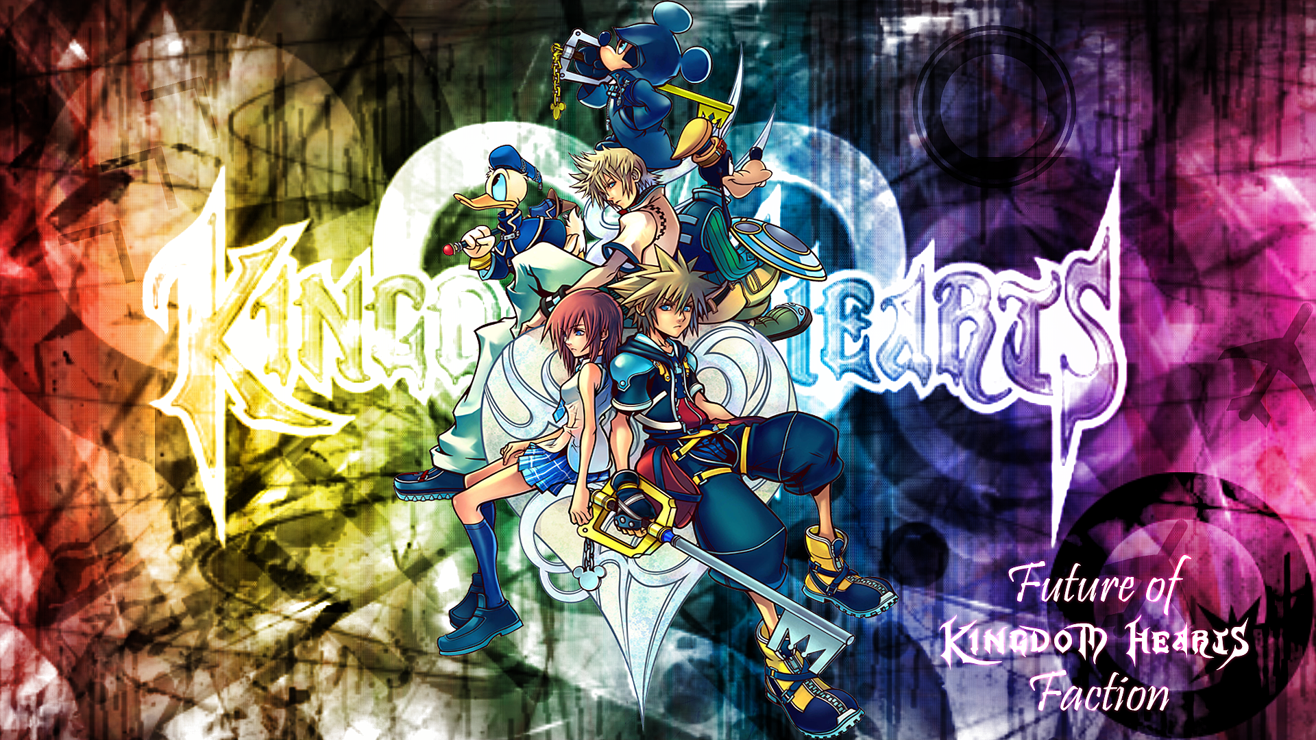 Kingdom Hearts 2 wallpapers Kingdom Hearts 2 background   Page 7 1920x1080