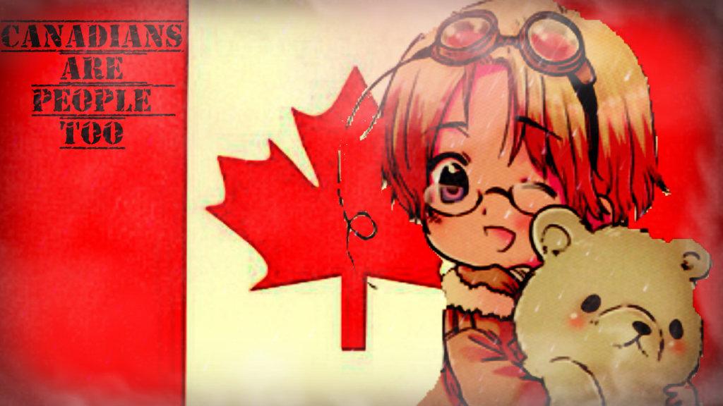 Canada Wallpaper by OhItzMimzy 1024x576