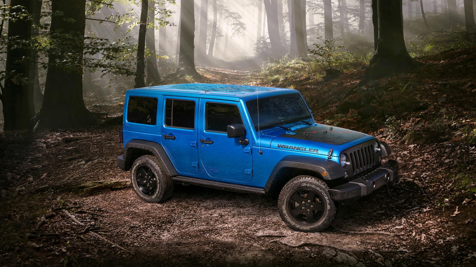 2015 Jeep Wrangler Wallpaper HD Car Wallpapers 1920x1080