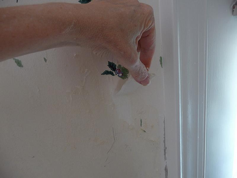How to Get Wallpaper Off Peeling Wallpaper Fortikur 800x600