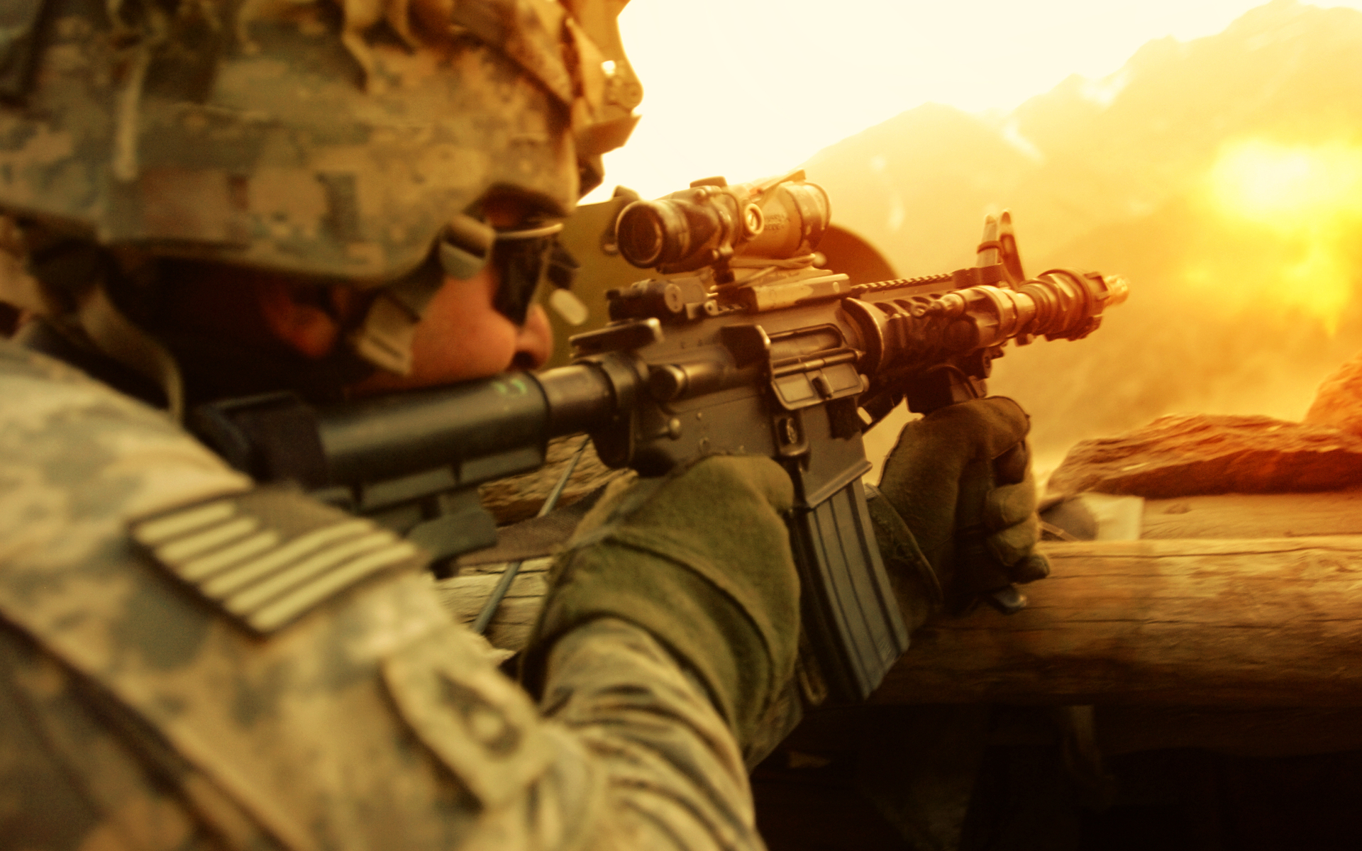 US Army Sniper Wallpaper Photos 19206 Wallpaper WallpapersTubecom 1920x1200