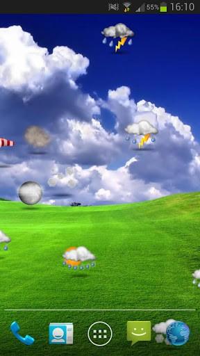 50+ Live Weather Wallpapers for Desktop on WallpaperSafari