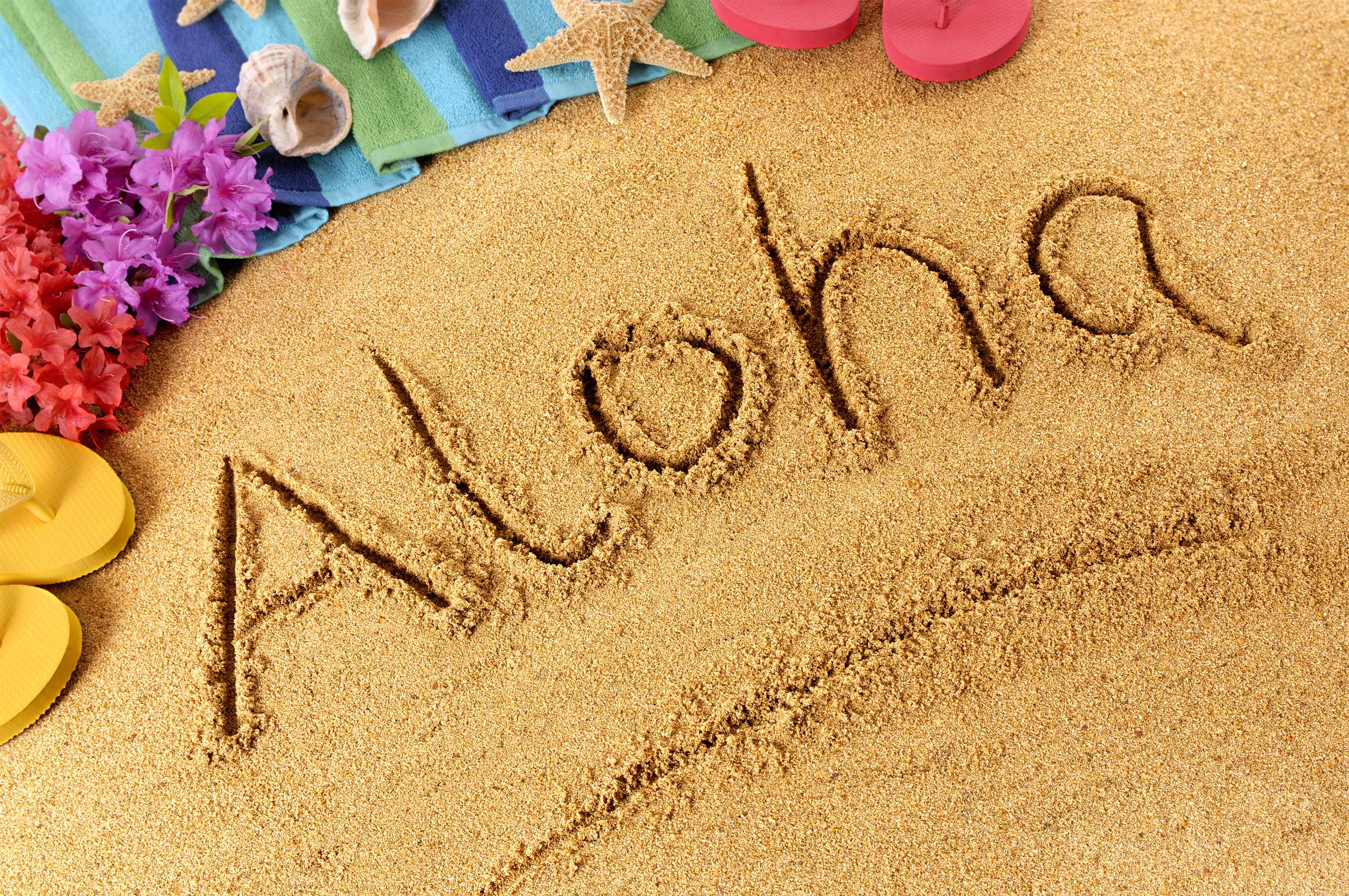 Aloha Sand Background Gallery Yopriceville   High Quality 3000x1993