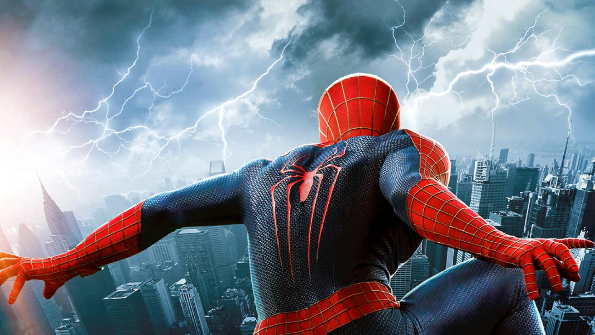 the amazing spider man 2 2014 movie hd wallpaper 1920x1080 3g 1920x1080